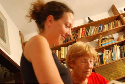 Judith Pühringer, Haja Izchaki