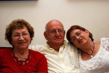 Yona Nevet, Ernst Nevet, Daniela Baryosef