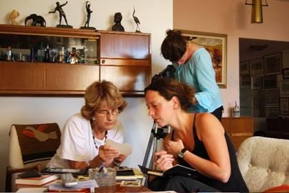 Alisa Waksenbaum, Judith Pühringer, Ursula Henzl